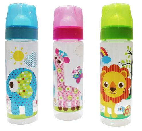 Baby Care BPA-mentes cumisüveg - 250ml - Zoo
