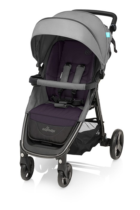 Baby Design Clever sport babakocsi - 07 Graphite 2019