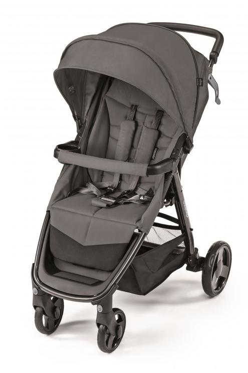 Baby Design Clever sport babakocsi - 17 Graphite 2019