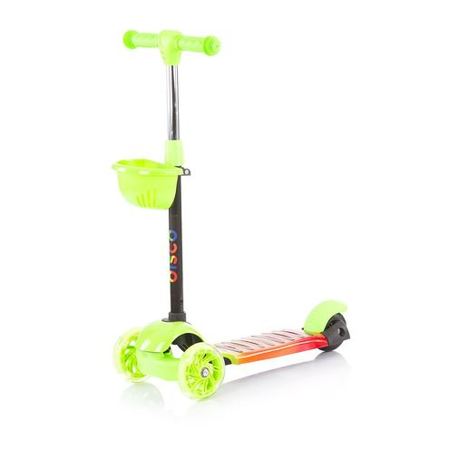 Chipolino Disco roller - Green/Orange 2019