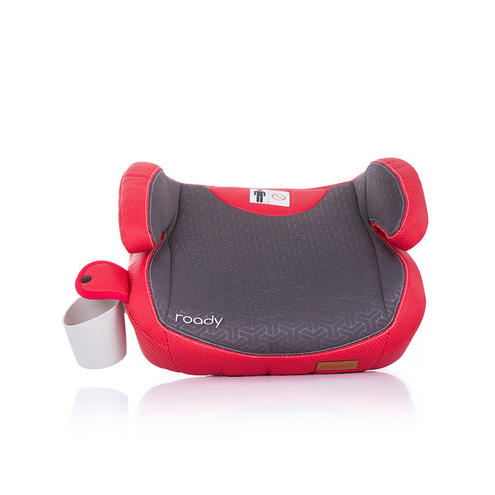 Chipolino Roady isofix ülésmagasító 22-36kg - Red 2020