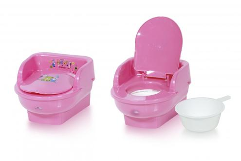 Lorelli Throne bili - Little Bear pink