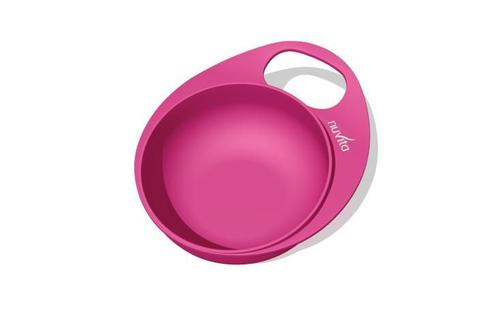 Nuvita EasyEating tál 2db - Pink - 8431