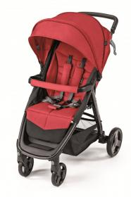 Baby Design Clever sport babakocsi - 02 Red 2019