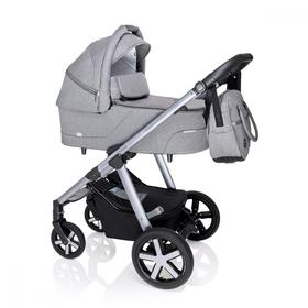 Baby Design Husky multifunkciós babakocsi + Winter Pack - 27 Light Gray 2020