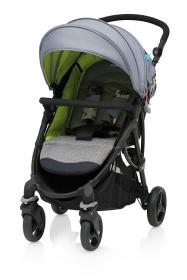 Baby Design Smart sport babakocsi - 07 Light Gray 2019