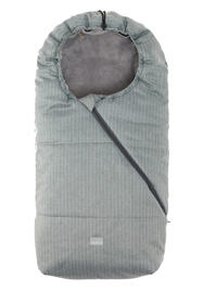 Nuvita Junior Pop bundazsák 100cm - Pinstripe Gray / Gray - 9635